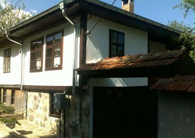 Реставрирана къща м. Миленча 2