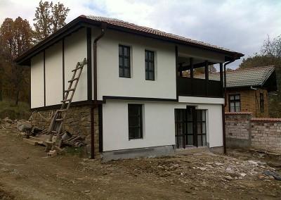 Реставрирана къща 1
