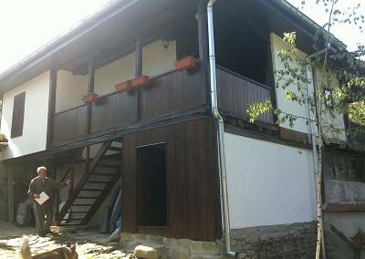 Реставрирана къща м. Миленча